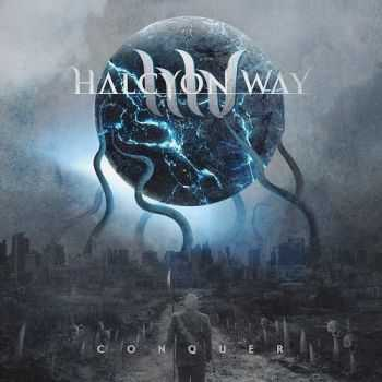 Halcyon Way - Conquer (2014)