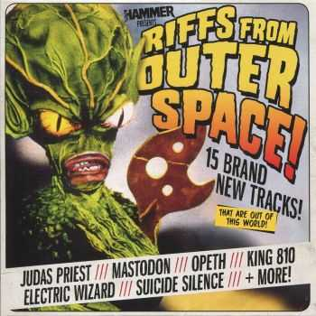 VA - Metal Hammer UK (issue 260) - Riffs From Outer Space! (2014)