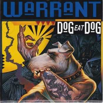 Warrant - Dog Eat Dog (1992) (Japan 1st Press)