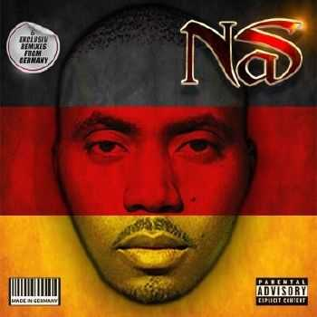 Nas - Made in Germany (RMX EP) (2014)