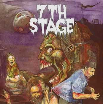 7th Stage - Black Day [EP] (2014)