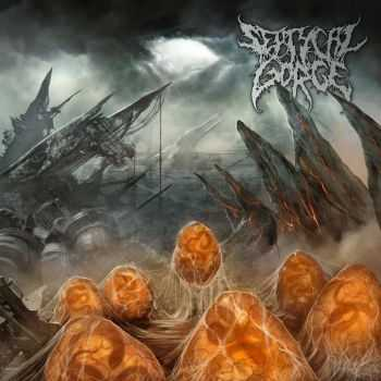 Septycal Gorge - Scourge of The Formless Breed (2014)
