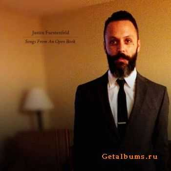 Justin Furstenfeld - Songs From An Open Book (2014)