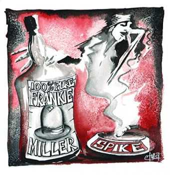 Spike (The Quireboys) - 100% Pure Frankie Miller (2014)