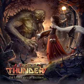 A Sound Of Thunder - The Lesser Key Of Solomon (2014)