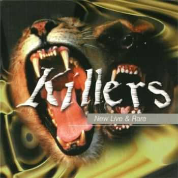 Killers (Paul Di'Anno) - New Live & Rare (1998) (2CD)