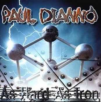 Paul Di'Anno - As Hard As Iron (1998)