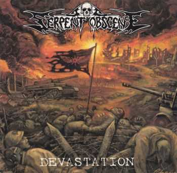SERPENT OBSCENE - Devastation (2003)LOSSLESS + MP3