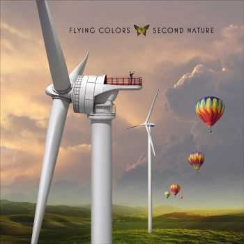 Flying Colors - Second Nature (2014)