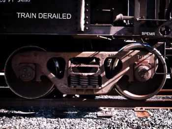 Train Derailed - Время (2014)