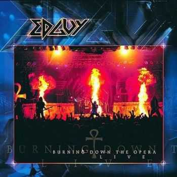 Edguy - Burning Down The Opera - Live (2003) Lossless