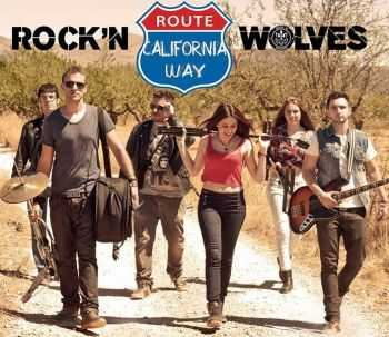 Rock'n Wolves - California Way (2014)