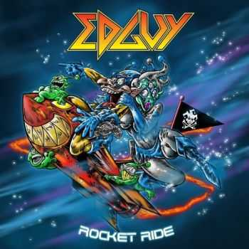 Edguy - Rocket Ride (2006) Mp3+Lossless (Japanese Edition)