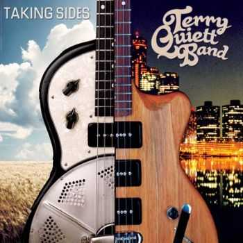 Terry Quiett Band - Taking Sides 2014