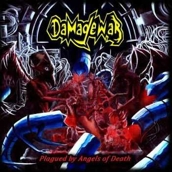DamageWar - Plagued by Angels of Death(ep 2014)