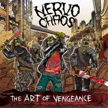 NervoChaos - The Art Of Vengeance (2014)