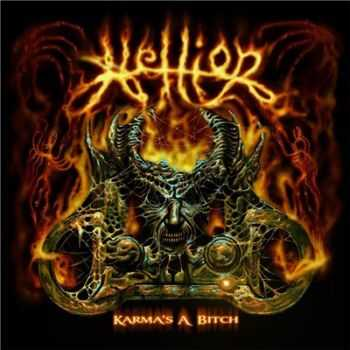 Hellion   - Karma's A Bitch [EP] (2014)