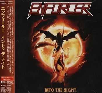Enforcer - Into The Night (Japan Edition) (2008)
