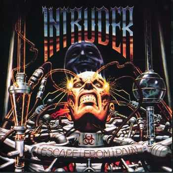 Intruder - Escape From Pain (1990) [EP] [LOSSLESS]