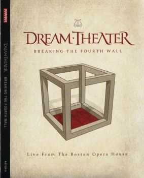 DREAM THEATER - BREAKING THE FOURTH WALL - 2014(2XDVD9)