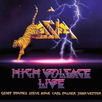 Asia - High Voltage: Live (2014)