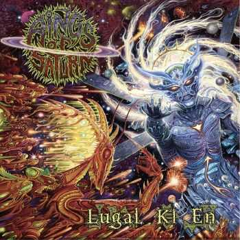 Rings Of Saturn - Legual Ki En (2014)