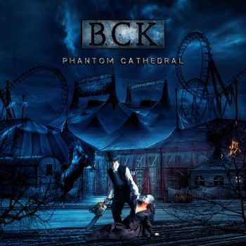 Blue Cow Kent - Phantom Cathedral (2014)