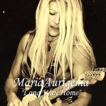 Maria Aurigema - Long Way Home (2014)