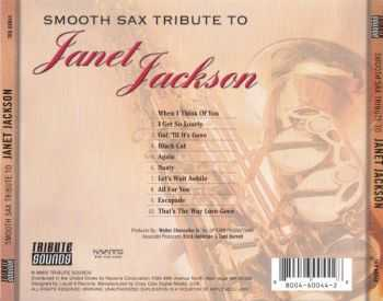 Tribute Sounds - Smooth Sax Tribute to Janet Jackson (2002)