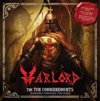 Warlord - The Ten Commandments: Warlord Through The Years (2014) Compilation