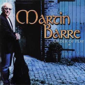 Martin Barre - Order Of Play (2014)