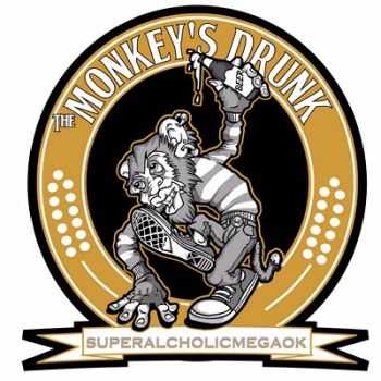 The Monkey's drunk - Kill Beer (EP) (2014)