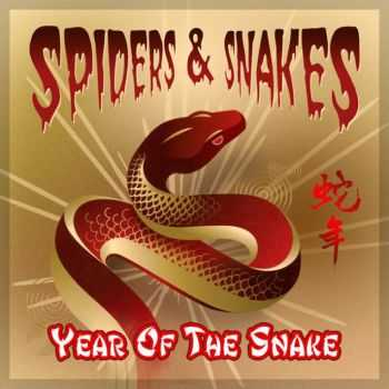 Spiders & Snakes - Year Of The Snake (2014)