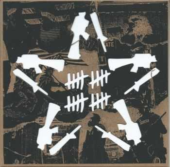 Anti-flag & Antillectual (Split) - 20 Years of hell Vol.6 (2014)