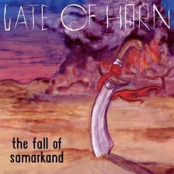 Gate of Horn - The Fall of Samarkand (EP) (2014)