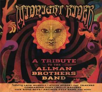 VA - Midnight Rider - A Tribute to the Allman Brothers Band (2014)