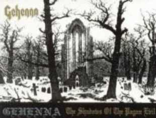 Gehenna  - The Shadows Of The Pagan Evil  (Demo) (1994)