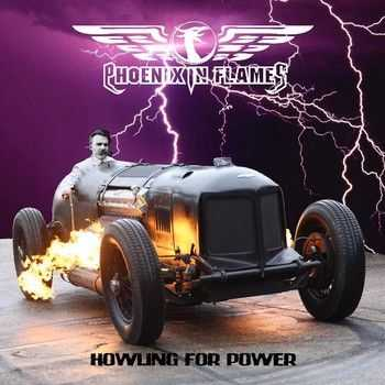 Phoenix In Flames - Howling for Power (EP) 2014