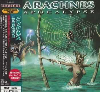 Arachnes - Apocalypse (Japan Edition) (2002)