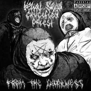 Crucified priest, velial squad - From the darkness (2014)