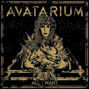 Avatarium  - All I Want (EP) (2014)