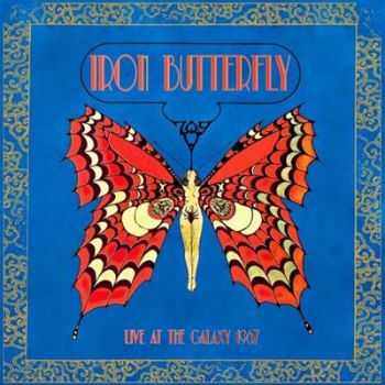 Iron Butterfly - Live At the Galaxy 1967  (2014)