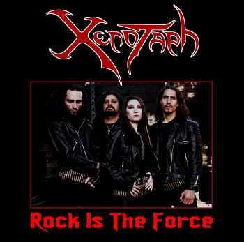 Xenotaph  - Rock Is The Force (2013)