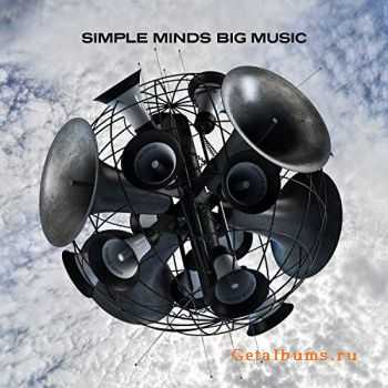 Simple Minds - Big Music (Deluxe Edition) (2014)