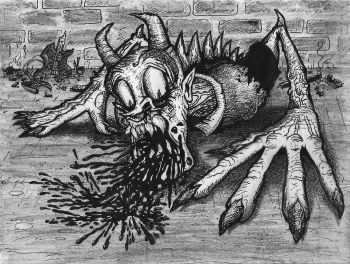 The Green Lung Grinders - 7:06 (2014)