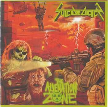 Suicide Watch - The Alienation Zone(ep 2014) LOSSLESS + MP3