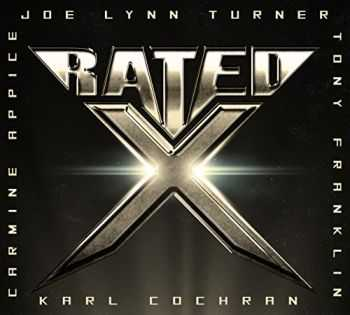 Rated X - Rated X (2014)