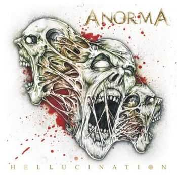 Anorma - Hellucination (2011) [LOSSLESS]
