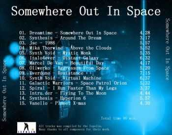 VA - Somewhere Out In Space (2011)