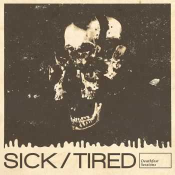 "Sick/Tired - Split 7"" w/ Lycanthrophy (2014)"